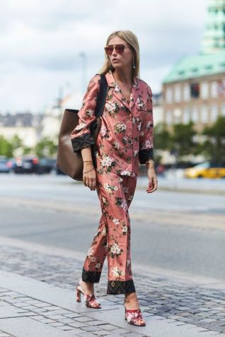 Photo: IMAXtree Street Style during Copenhagen Fashion Week SS 2017