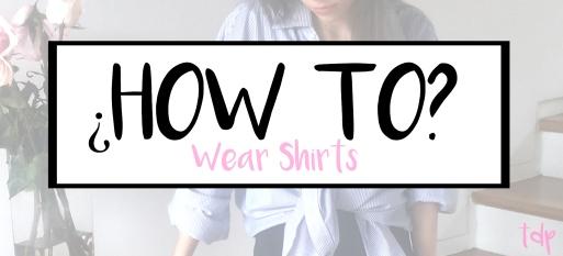 layout wear shirts